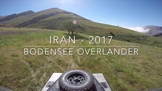 Overland in Iran -