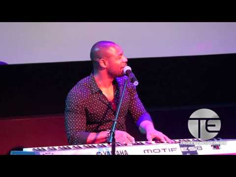 Tank Shuts Down Radio 103.9 NY Holiday Party w/ Medley