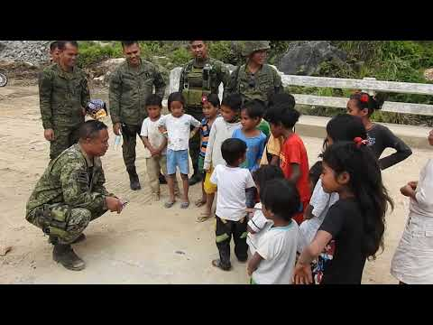 Farewell visit in The Upper Valley of Sultan Kudarat