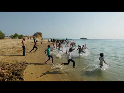 Nandanvan Marine camp beyt dwarka - Swimming Activity