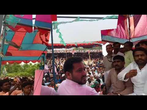जोकीहाट में tejashwi yadav Nitish kumar और Yogi Adity nath की खोली पोल