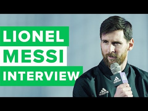 Lionel Messi: Ballon d'Or is NOT my goal