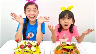 CAKE DECORATING CHALLENGE | KAYCEE WONDERLAND
