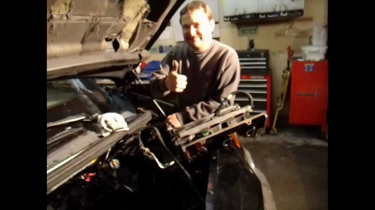 how to change a bad blown head gasket 3400 gm overheats thermostat intake manifold no heat 3 4 youtube [ 1280 x 720 Pixel ]