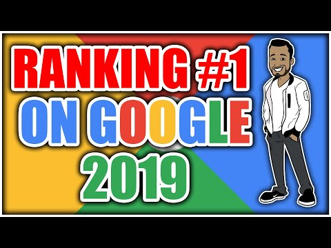 SEO For Beginners: Secrets To Ranking #1 On Google 2019