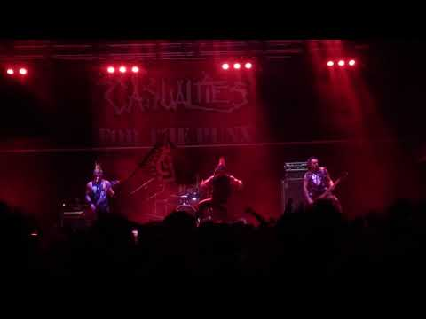 The Casualties - Running Through The Night