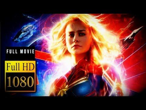 🎥 CAPTAIN MARVEL (2019)   Download Full Movie In Full HD   1080p
