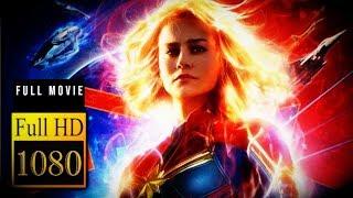 🎥 CAPTAIN MARVEL (2019) | Download Full Movie in Full HD | 1080p