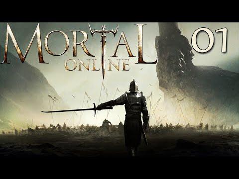 Mortal Online Gameplay Ita – Introduzione e Creazione Personaggio – Ep#1