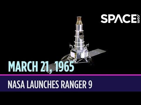 OTD in Space – March 21: NASA Launches Ranger 9