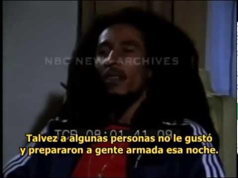 Bob Marley: Entrevista antes de One Love Peace Concert (1978)