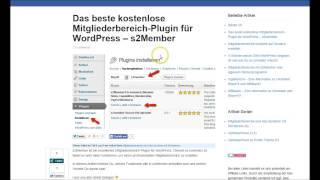 WP ProfitBuilder  Vorlagen für Mitgliederseiten