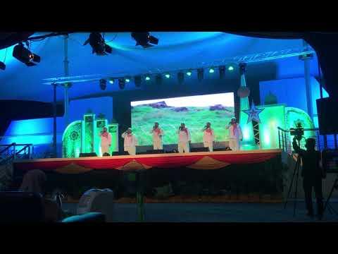 Festival Nasyid Negeri Sarawak 2018 Cahaya Cinta AdDhiya'