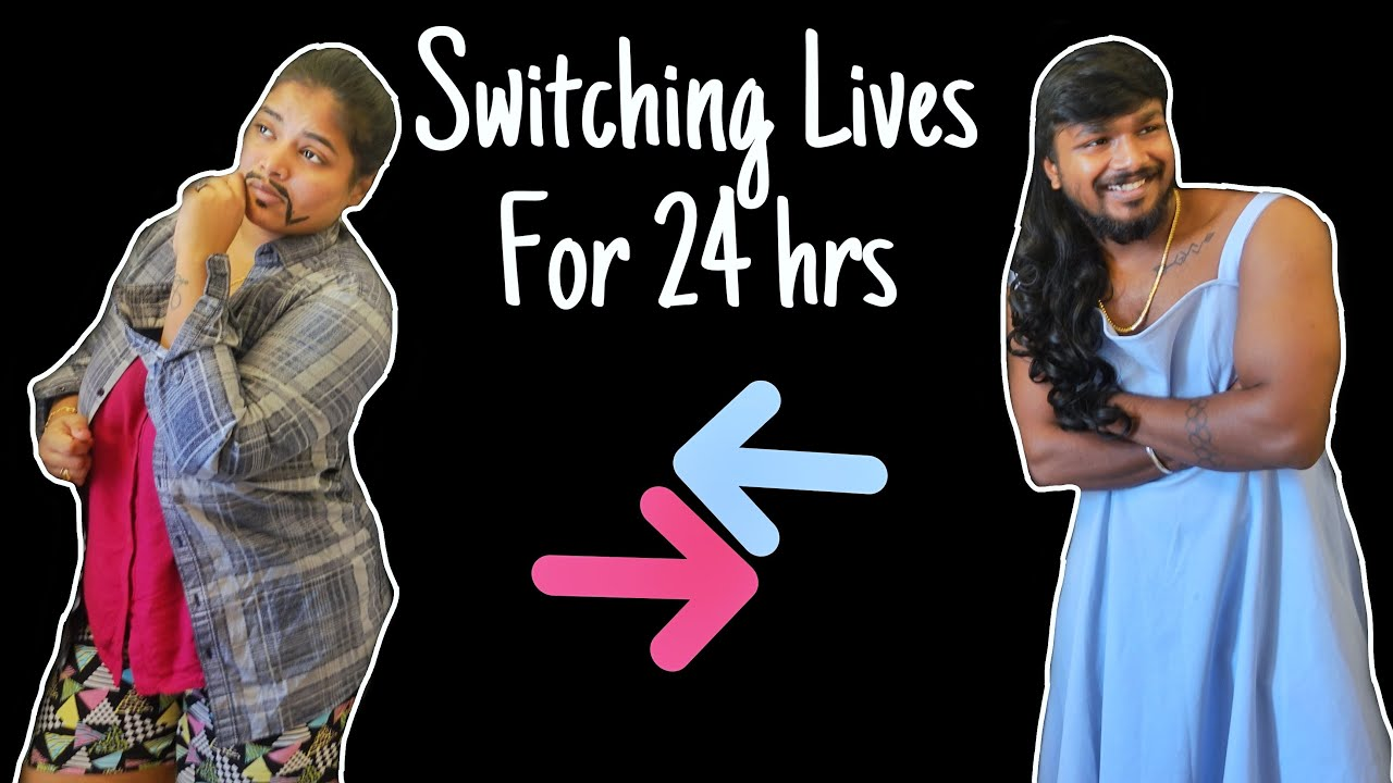 Switching Lives for 24 Hours 🤣 ( Ram paavam )