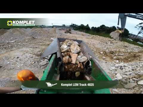 Komplet LEM Track 4825