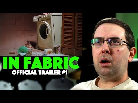 Reaction In Fabric Trailer 1 Gwendoline Christie A24