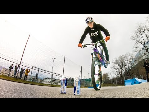 MTB Car Park Challenges II |SickSeries#45