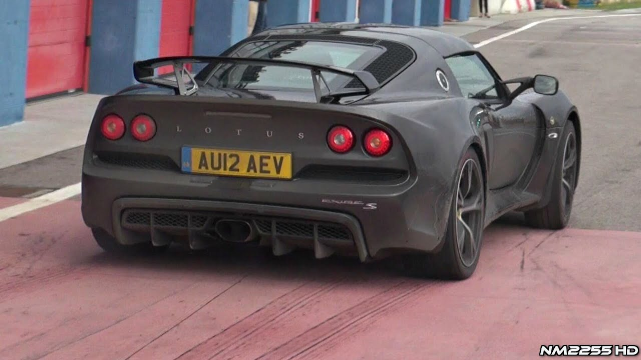 lotus exige s v6 launches and fast accelerations youtube. Black Bedroom Furniture Sets. Home Design Ideas