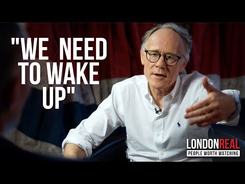 WHY WE DON'T NEED LEADERS - Graham Hancock on London Real