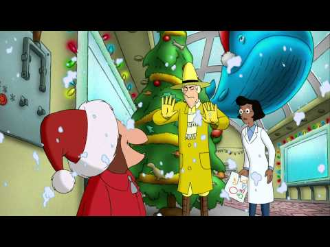 Curious George: A Very Monkey Christmas - Trailer
