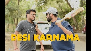 Download Video Desi Karnama - Part 1 Ft. Be YouNick And Amit Bhadana MP3 3GP MP4