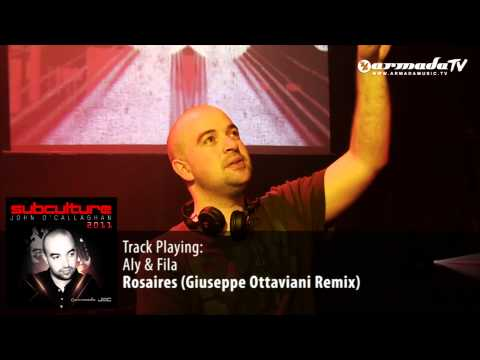 Aly & Fila - Rosaires (Giuseppe Ottaviani Remix) - Subculture 2011 preview