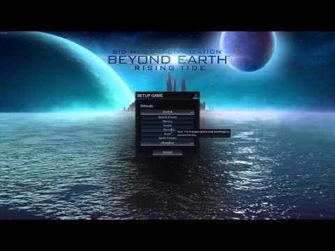 New expansion! Gotta get that next turn fix. (Civilization Beyond Earth: Rising Tide) 1