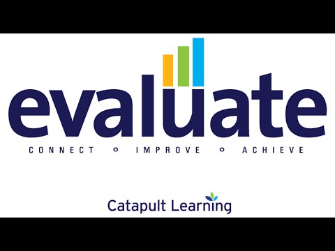 Evaluate - 2nd -12th Grade Student Assessment - YouTube