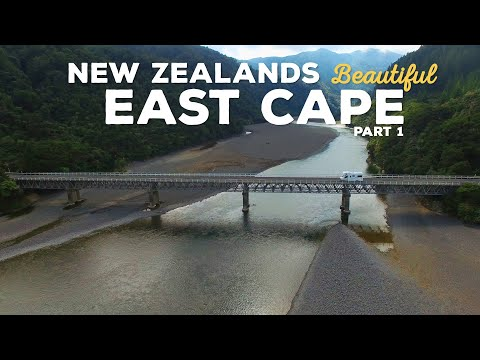 New Zealand's East Cape (Part 1) | Adventures With Rosy | Episode 24