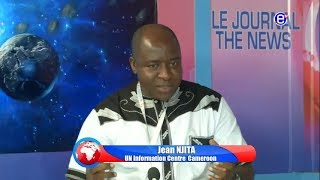THE 6PM NEWS (GUEST: Jean NJITA) EQUINOXE TV WEDNESDAY JULY 04th 2018