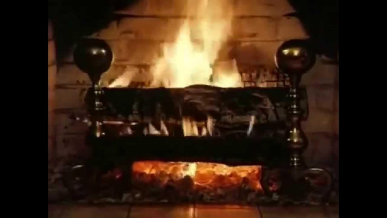 Yule Log WPIX - YouTube