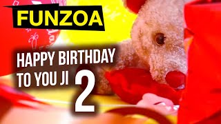 Happy Birthday To You ji (Part 2) | Funzoa Mimi Teddy | Perfect B'day Song For Your Friends & Family