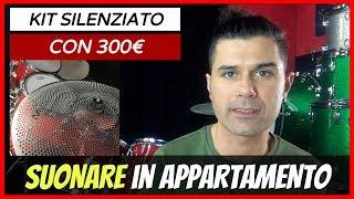 Suonare La Batteria In Casa Si Può - Con Meno di 300€ #265
