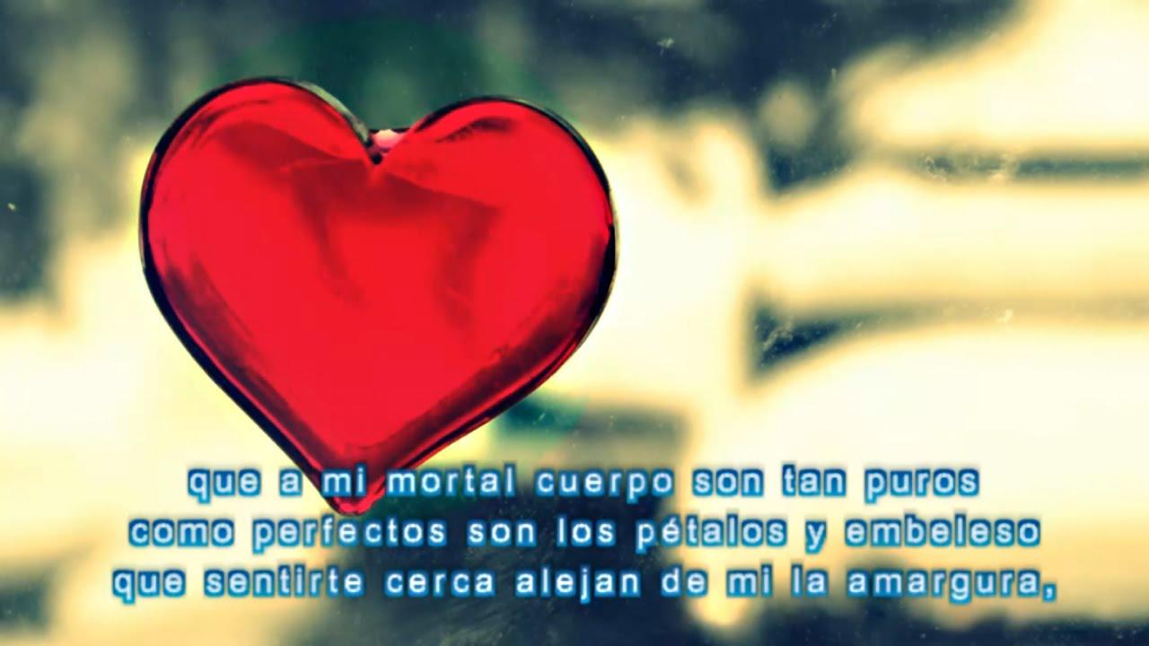 Poemas De Besos De Amor