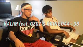 KALIM Feat. GZUZ & GRINGO44 - 38 ► Prod. Von David Crates (Official Video) REACTION W/FREESTYLE