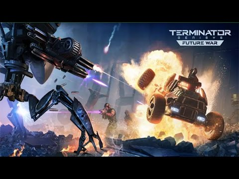 Terminator Genisys : Future War [Android/iOS] Gameplay ᴴᴰ - Duration: 11:17.