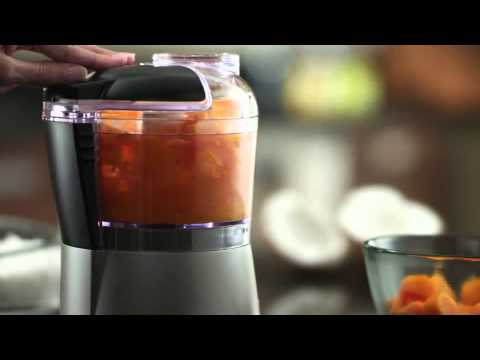 Kitchenaid Vegetable Chopper 3.5-cup food chopper | kitchenaid - youtube