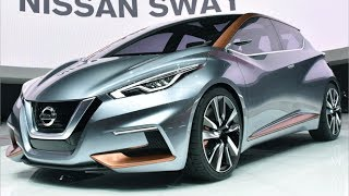 Car Design: Nissan Sway Concept