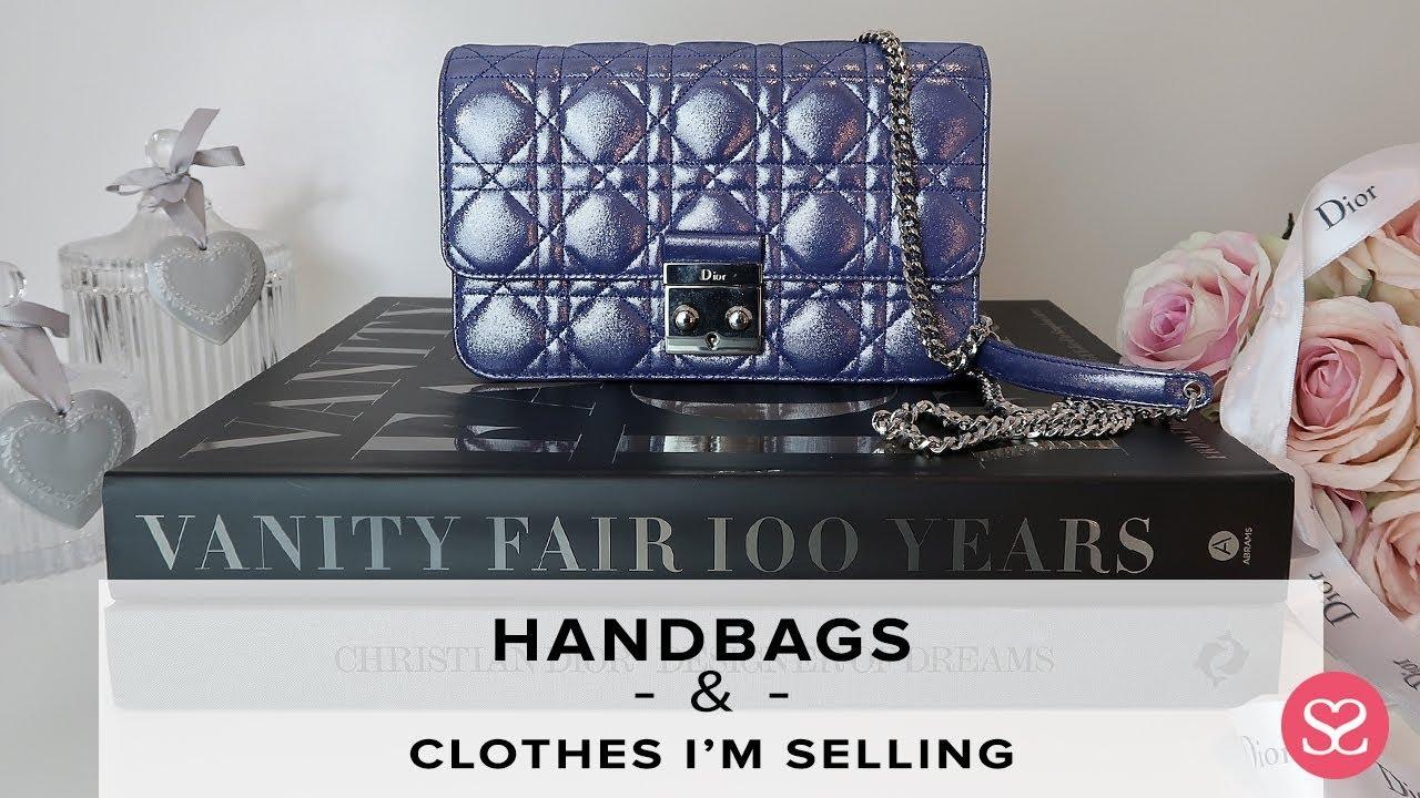 108649f0 MY LIVE WARDROBE SALE! Chanel, Dior, Gucci, Kenzo and more! | Luxury  Handbags | Sophie Shohet