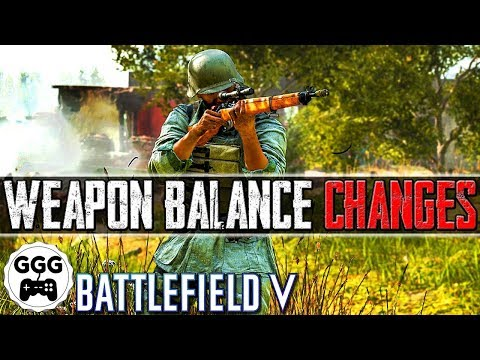 Assault NERFED, AP Mines FIXED, FG-42 BUFFED & MORE (BF5 Weapon Changes) - Battlefield 5 thumbnail