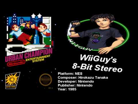 Urban Champion (NES) Soundtrack - 8BitStereo
