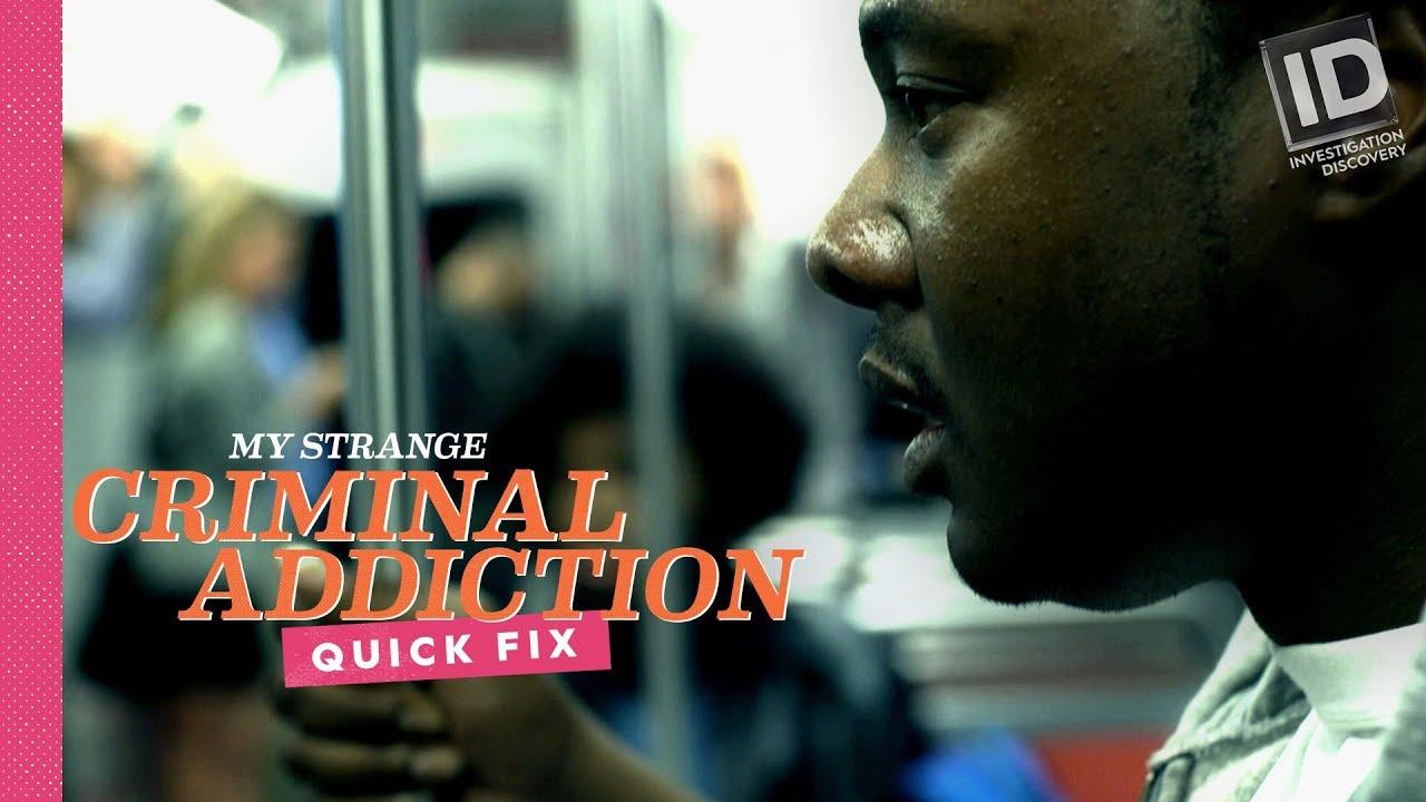 The Subway Sex Addict My Strange Criminal Addiction