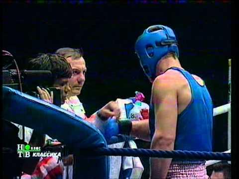 [Amateur Boxing] Vitali Klitschko vs Alexei Lezin
