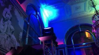 Комплект Света для Свадьбы и концерта плюс Генераторы дыма. + Стойки
