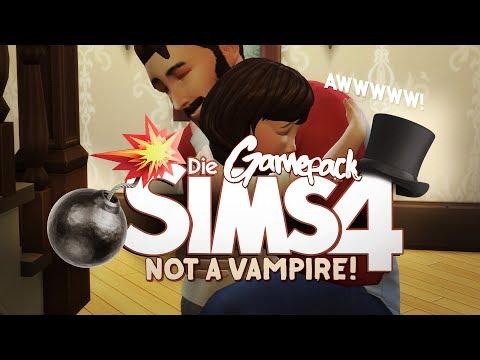 Unser Kleinkind Buffy! ★ Die Sims 4 VAMPIRES | #95