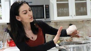 Готовим Хаш - Армянская Кухня- Соленья - Маринад - Рецепт от Эгине - Heghineh Cooking Show