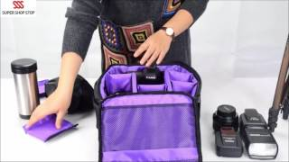 4562ab156b28 Shockproof and Waterproof DSLR Backpack
