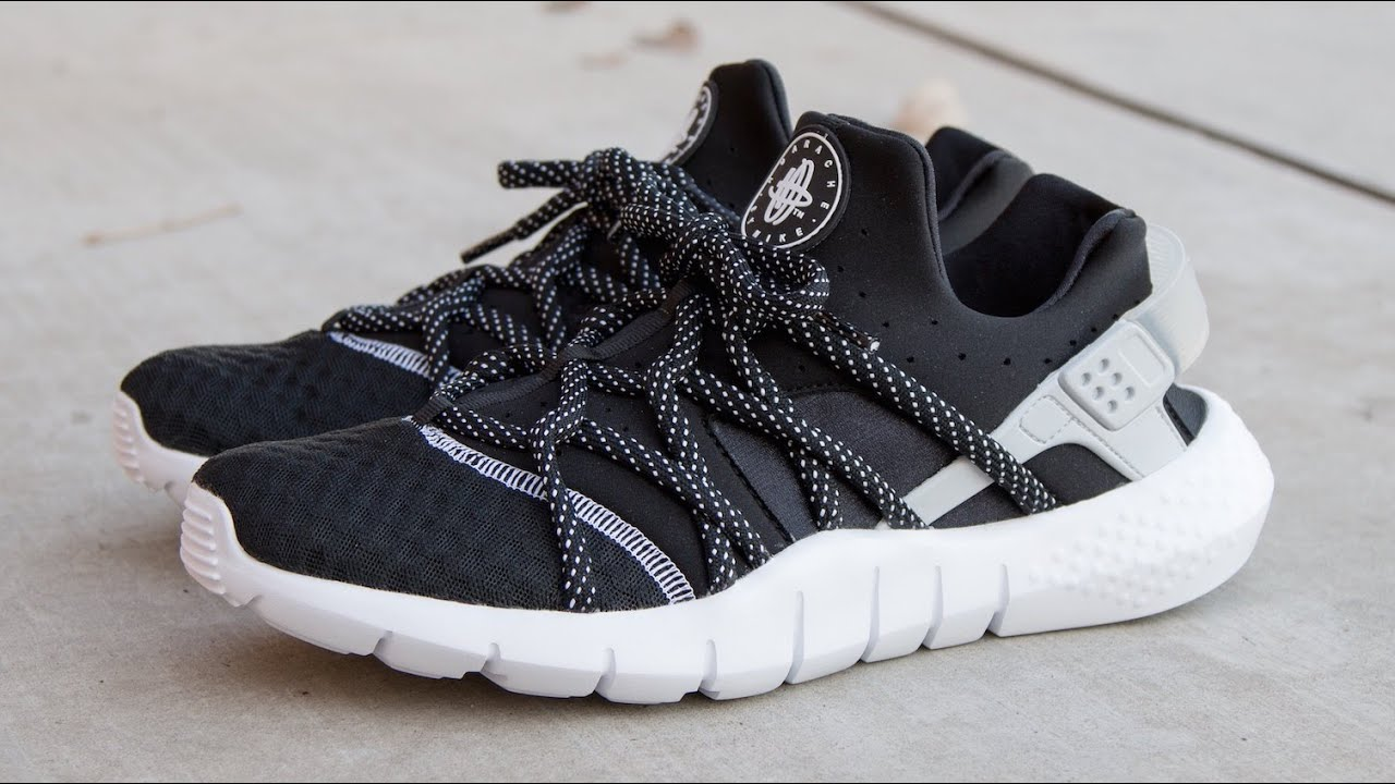 Nike Huarache Nm Black White