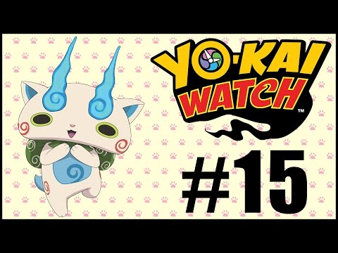 Yo-kai Watch - Komasan (15)