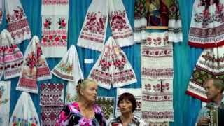 Белокуракинский музей. Выставка рушника, ч.2, 22.08.2012